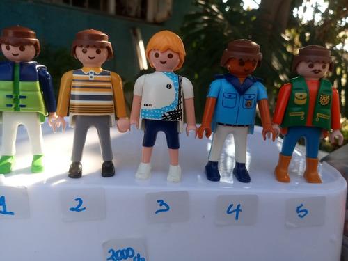 gran cantidad figuras playmobil, consultar disponibilidad