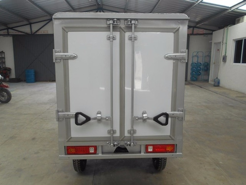 gran cargo 2018 caja seca de 3.54 m3 capacidad y 1 ton