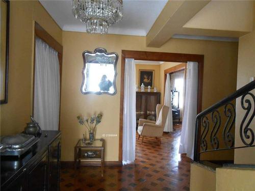gran casa central residencial / anibal pinto