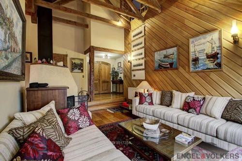 gran casa en villarrica, en condominio c