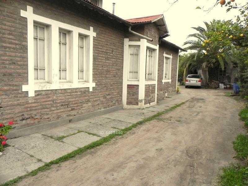 gran casa la cisterna / terreno / tranquilidad