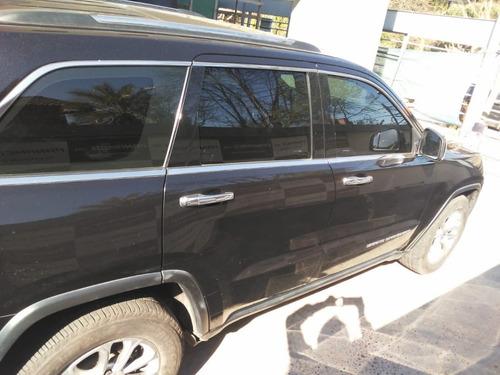 gran cherokee limited 3.6l aut 4x4 286hp
