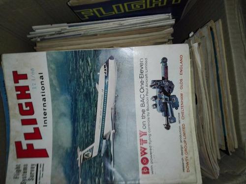 gran colección revistas flight lote 101