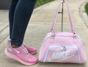 Gran Combo Deportivo Dama Nike Nuevo Modelo Estilo Shoes