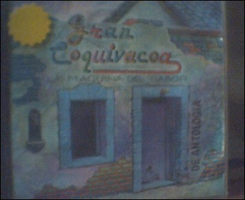gran coquivacoa la máquina del sabor  antología  cd original