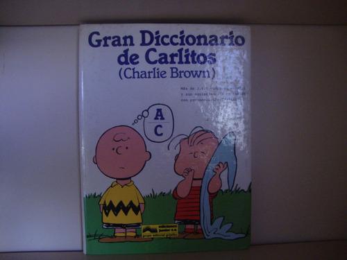 gran diccionario de carlitos español e ingles