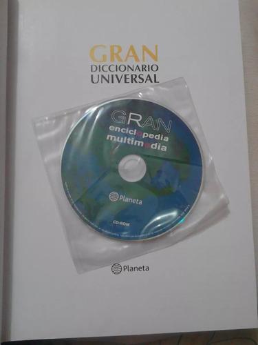gran diccionario enciclopedico universal planeta