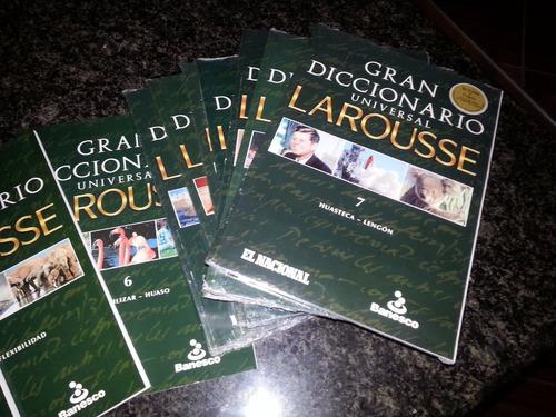 gran diccionario larouse