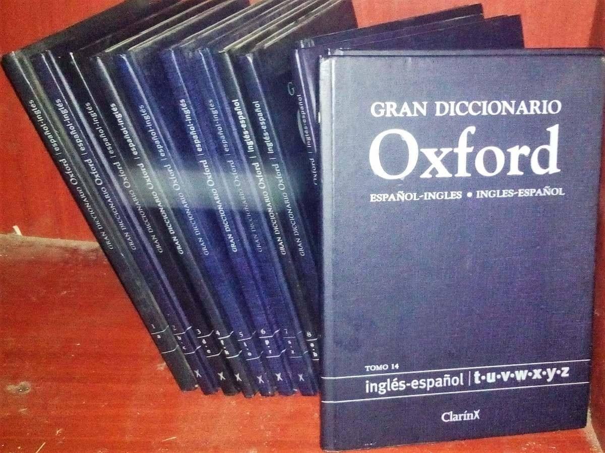 gran diccionario oxford - español - inglés inglés - español. Cargando zoom.