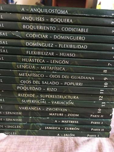 gran diccionario universal larousse
