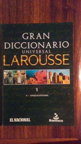gran diccionario universal larousse tomo i