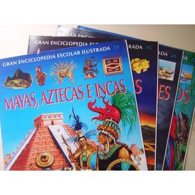 Gran Enciclopedia Escolar Ilustrada Genios / Varios Números