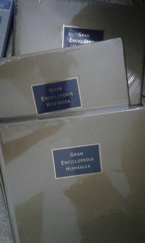 gran enciclopedia hispánica nueva