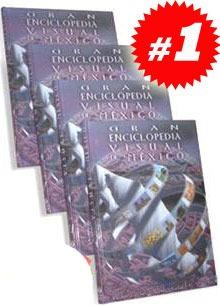 gran enciclopedia visual de méxico 4 vols