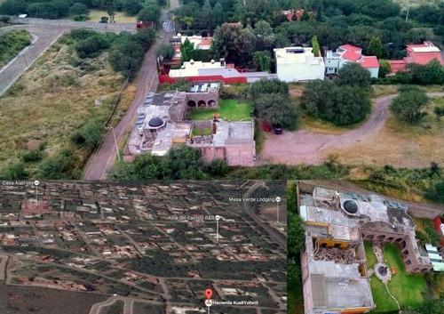 gran hacienda en san miguel de allende