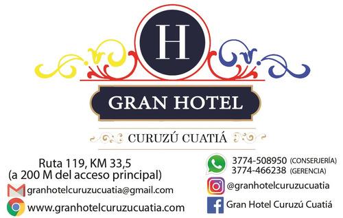 gran hotel curuzu cuatia