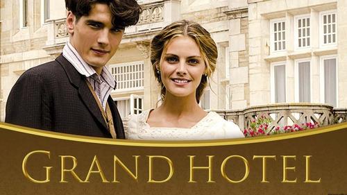 gran hotel serie completa - 3 temporadas valor c/u