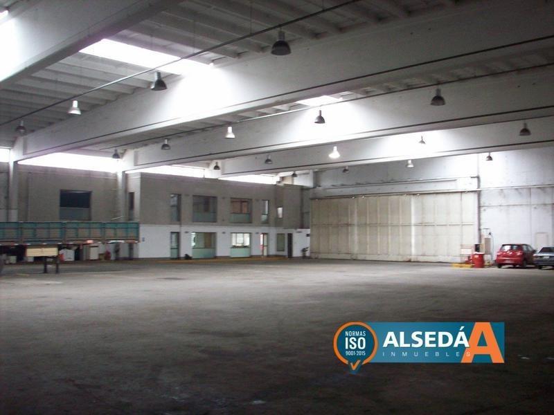 gran instalación logística - galpon con oficinas - 27 de febrero y avellaneda