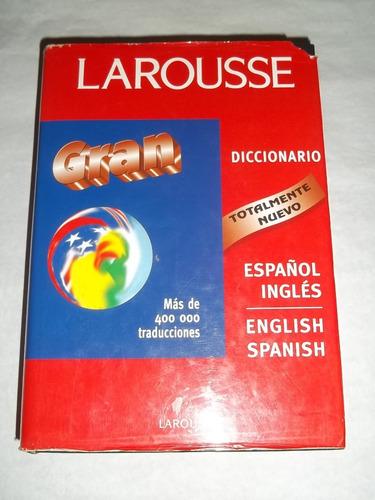 gran larousse diccionario español-inglés english-spanish