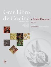gran libro de cocina, alain ducasse, ed. akal