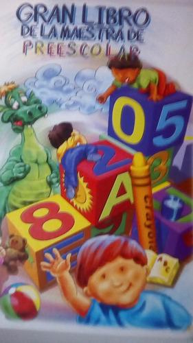 gran libro de la maestra de preescolar 4 vols