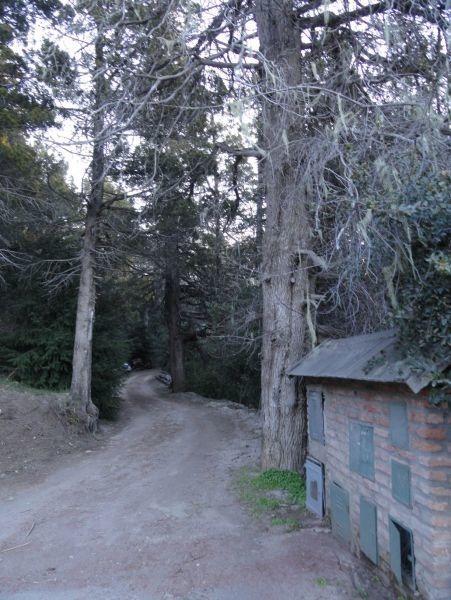 gran lote en barrio cerrado de montaña
