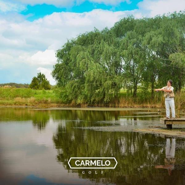 gran lote en venta en carmelo golf sector polo!!!