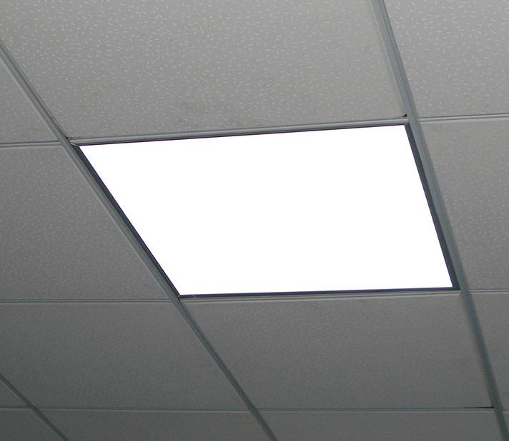 Gran lujazo plafon luminico ok led alta tecnologia 60x60 ...