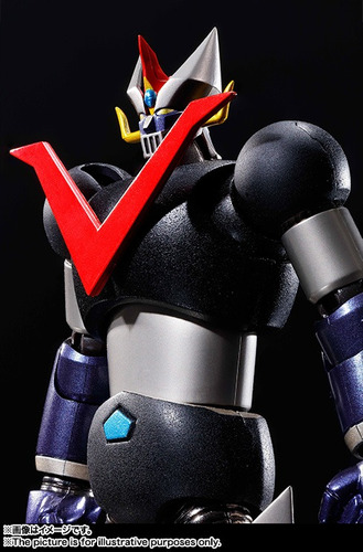 gran mazinger ver. kurogane super robot chogokin original