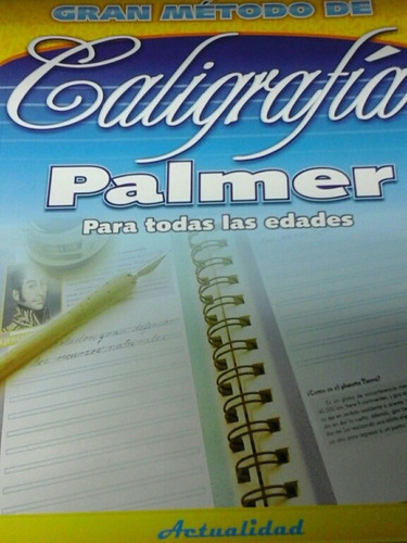gran método  caligrafia  para  todas  las  edades