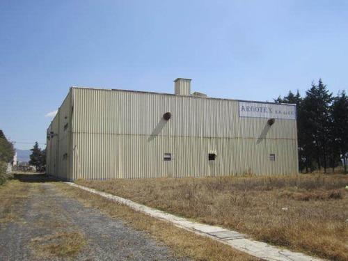 gran nave industrial en renta en avenida parque industrial