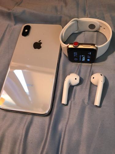 gran oferta dia de los padres iphone xs mas incluye audifono