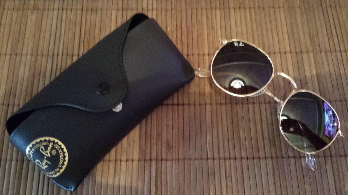 608a9235d7 Gran Oferta!! Gafas Ray-ban Round Metal Rb 3447 Original -   170.000 ...