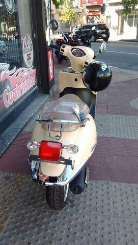 gran oferta guerrero gsl 150 andiamo estilo vintage motovega