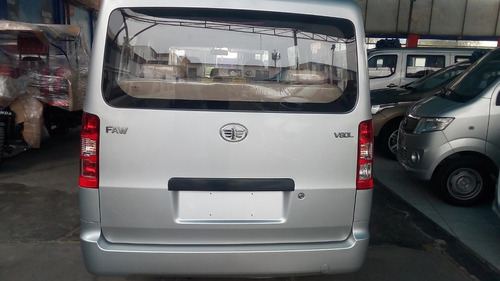 gran oferta  minibus faw modelo actis v80 -11 pasajeros 2019
