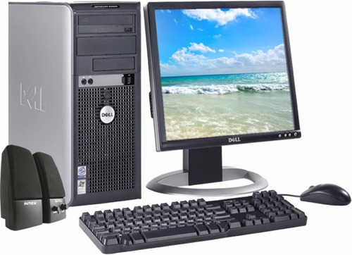 gran oferta pc intel dual core completo + lcd 19' + regalos