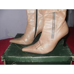 Gran Oferta!!!!!!botas De Dama Marco Donatti