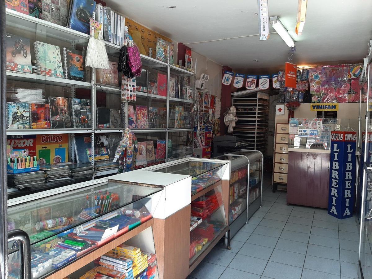 gran oportunidad de negocio¡!  traspaso de librería  bazar
