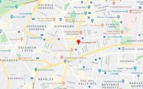 gran oportunidad departamento en roma sur