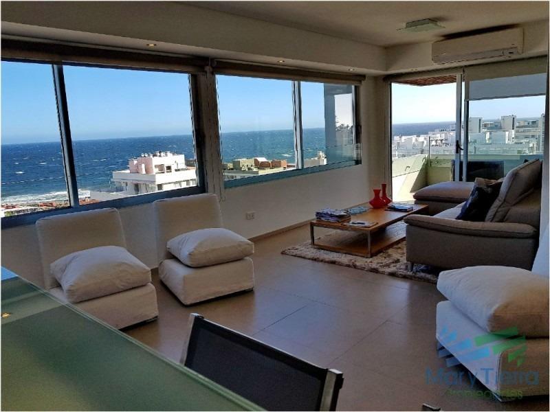 gran oportunidad en venta, piso intermedio en península -ref:69