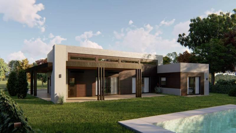 gran oportunidad!!!!! excelente casa a estrenar de 4 ambientes en el pulmón central de terravista.