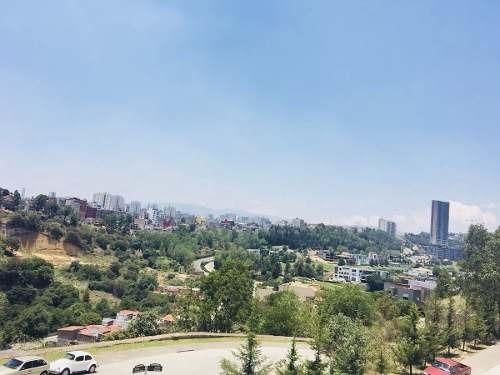 gran oportunidad terreno con super vista 467 m2 bosque real huixquilucan edo mex