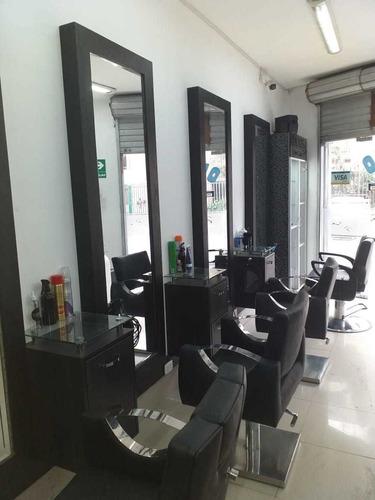gran oportunidad !!!  traspaso de peluquería - spa