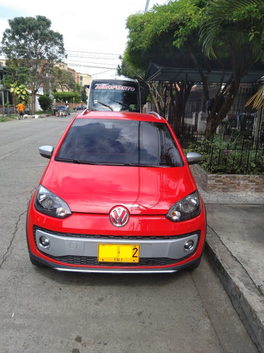 gran oportunidad, volkswagen cross up, unica dueña