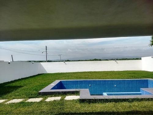 ¡¡¡gran preventa!!! casa con alberca y 450m2 de terreno ayala morelos