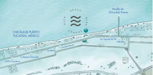 gran preventa de departamentos olea beach condos