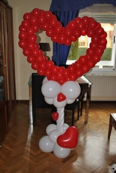 gran promoción  decoración con globos