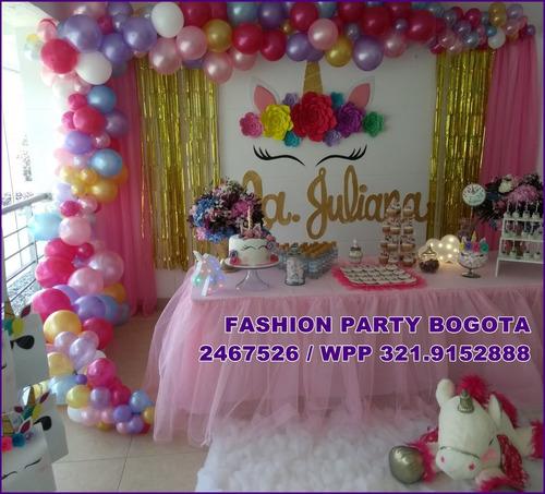 gran promocion decoracion con globos bogota