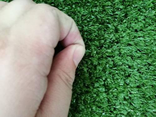 gran promoción en pasto sintético 10mm uso rudo