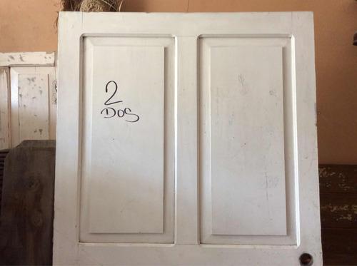 gran puerta de madera antigua 205x98x4cm vintage